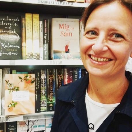 Ulla i boghandel